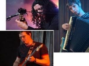 Angelo Primon, Marcelo Corsetti (abaixo) e Matheus Kleber