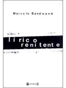 """Capa do livro """"Lírico Renitente"""" (2001)"""