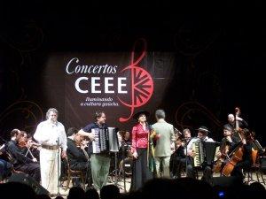 Concertos CEEE com Luiz Carlos Borges