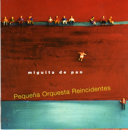 "Capa do álbum ""Miguita De Pan"" (2003)"