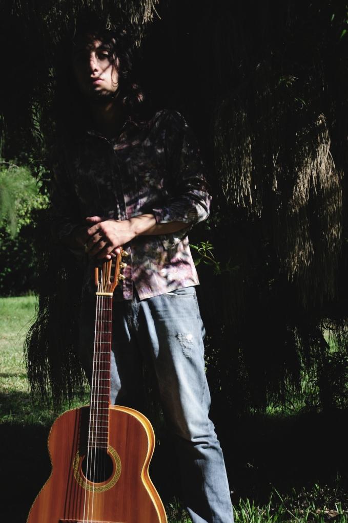 Carlos Ezael (Foto: Rochele Zandavalli)