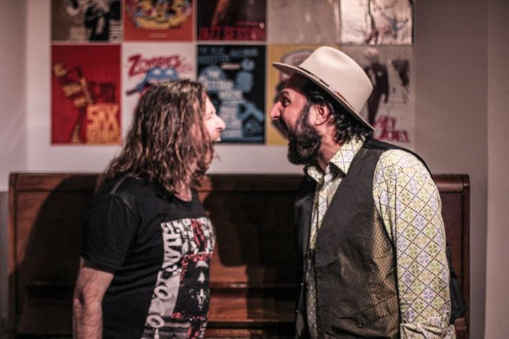 Omar Giammarco e Arthur de Faria (Créditos: Victoria Venturella)